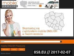 Miniaturka domeny piaseczno.angielskizdojazdem.pl