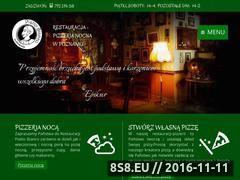 Miniaturka domeny piattobianco.pl