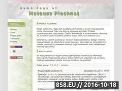 Miniaturka domeny piechnat.pl