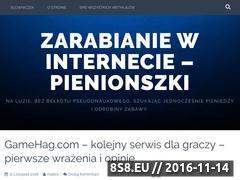 Miniaturka domeny pienionszki.wordpress.com