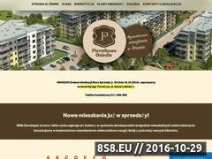 Miniaturka domeny piernikoweosiedle.pl