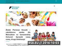 Miniaturka Żłobek oraz opieka nad dziećmi (pierwszekroczki.edu.pl)