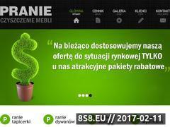 Miniaturka Firma oferuje pranie tapicerki meblowej i dywanów (pierzemy24.pl)