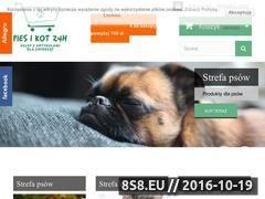 Miniaturka domeny piesikot24h.pl