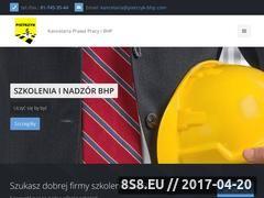 Miniaturka domeny pietrzyk-bhp.com
