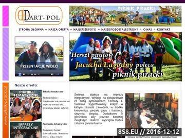 Zrzut strony Organizacja imprez integracyjnych, pikniki, festyny