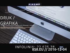 Miniaturka domeny www.pikomp.com