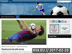 Miniaturka pilkarskifan.pl (Blog o polskich piłkarzach - Piłkarski Fan)