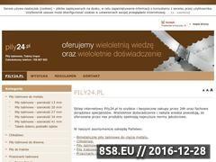 Miniaturka domeny www.pily24.pl