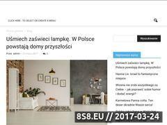Miniaturka domeny pinesska.pl