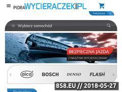 Miniaturka piorawycieraczek.pl (Wycieraczki i pióra do wycieraczek samochodowych)