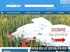 Miniaturka domeny www.piorex-sklep.pl