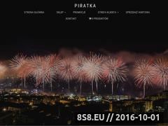 Miniaturka domeny piratka.pl