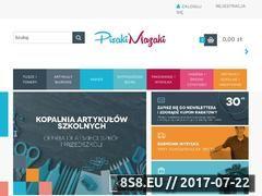Miniaturka pisakimazaki.pl (Artykuły biurowe)