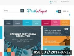 Miniaturka domeny pisakimazaki.pl