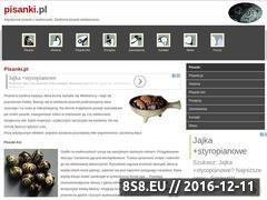 Miniaturka domeny pisanki.pl