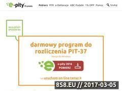 Miniaturka domeny www.pit-37.pl
