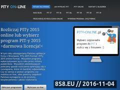 Miniaturka domeny www.pity-online.pl