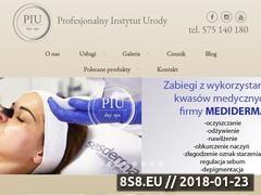 Miniaturka domeny piuspa.pl