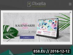 Miniaturka domeny www.pixella.pl
