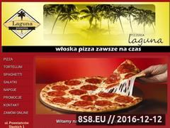 Miniaturka domeny pizzerialaguna.pl