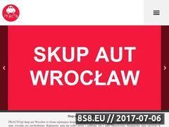 Miniaturka pkauto.pl (Skup aut Wrocław)