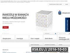 Miniaturka domeny pkoubezpieczenia.pl