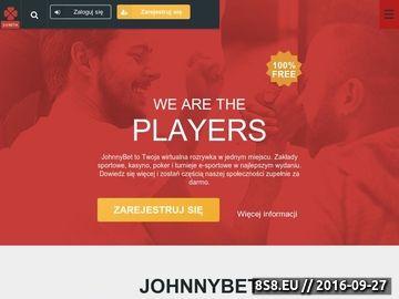 Zrzut strony Jackpot 6000 - jednoręki bandyta Johnnybet.com