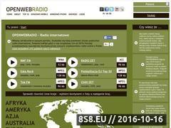 Miniaturka domeny www.pl.openwebradio.mobi