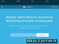 Miniaturka pl.tradingview.com (Notowania na żywo)