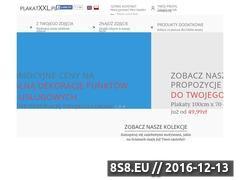 Miniaturka domeny www.plakatxxl.pl