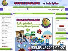 Miniaturka domeny planetapuchatka.pl
