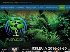 Miniaturka www.plantica.pl (Plantica - sklep akwarystyczny)