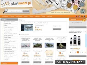 Zrzut strony Sklep modelarski - modele do sklejania