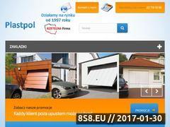 Miniaturka domeny www.plastpolokna.com.pl