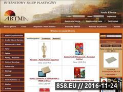 Miniaturka domeny www.plastyczny-sklep.com.pl