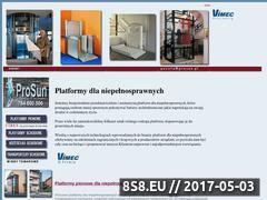 Miniaturka domeny www.platformy-dla-niepelnosprawnych.slask.pl