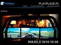 Miniaturka domeny www.playplace.pl