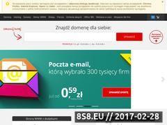 Miniaturka domeny www.plejadalight.pl