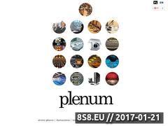 Miniaturka domeny www.plenum.com.pl