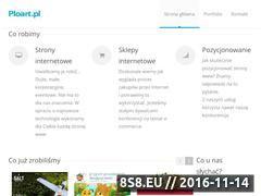 Miniaturka domeny www.ploart.pl