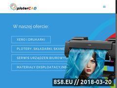 Miniaturka domeny plotercad.pl