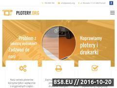 Miniaturka domeny www.plotery.org