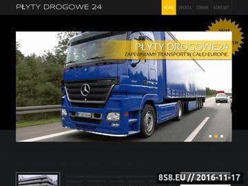 Zrzut strony Nowe i używane płyty drogowe