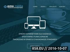 Miniaturka domeny pmsmedia.pl