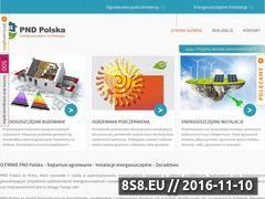 Miniaturka domeny www.pndpolska.pl
