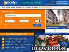 Miniaturka domeny pobyty.pl