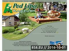 Miniaturka domeny www.podlipa.wakacje.agro.pl