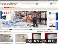 Miniaturka domeny www.podlogi24.net