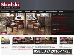 Miniaturka domeny podlogiskalski.pl